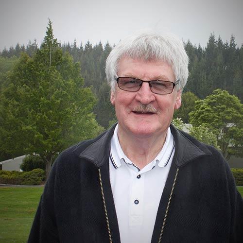 Professor Frank Griffin