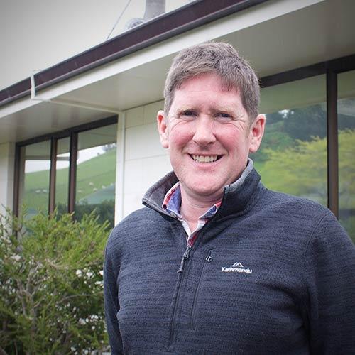 Dr Rory O'Brien