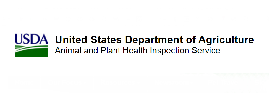 USDA - United States Department of Argiculture